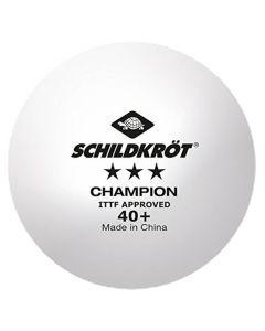 BALLE SCH CHAMPION40+W